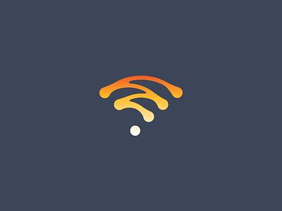 Wi-fi logo logo fire wireless wifi