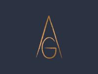 AG monogramme