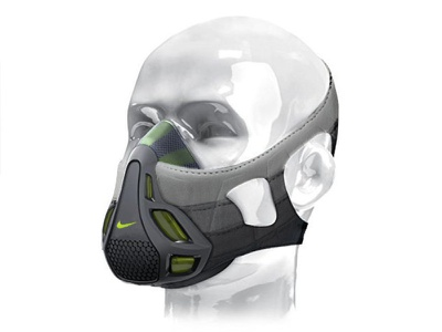 "Nike Air ""Mask"" Day facemask art nike airmaxday quarantine virus product design logo minimalist digital art branding design graphic design"