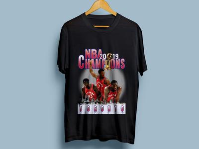 90s Raptors Championship Shirt