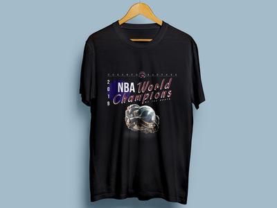 90s Toronto Raptors Championship Shirt