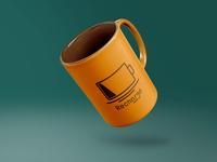 Recharge Cafe Branding Design