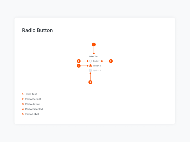 Modaltrans UI Kit / Radio Button modaltrans
