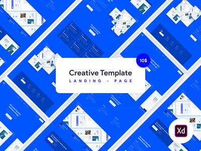 Creative Onepage