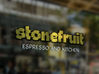 Coffeeshop sign
