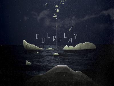 "Coldplay ""Magic"" Concept Poster"