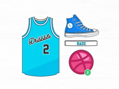 2 Dribbble Invites Available drafted new member new shot contest giveaway dribbble invite invite dribbble