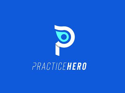 Rejected App Logo practice vector finder map icon sports hero logo