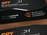 Spytech Card