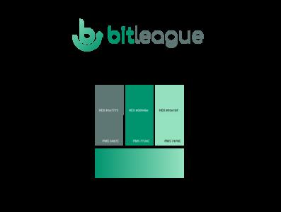 BitLeague Logo & Branding