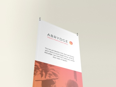 Abrydge Naming and Logo