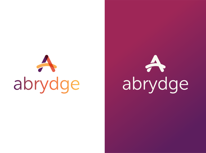 Abrydge Branding Concepts logo design startup color schemes typography design logo branding and identity branding concepts