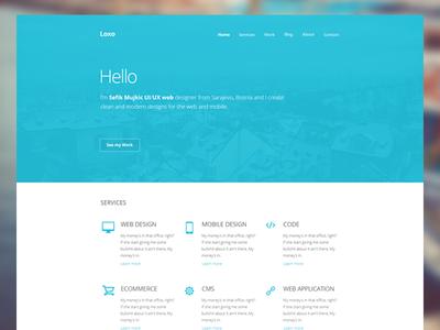 Pax Homepage