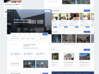 Apartment & office booking platform