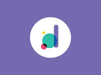 d, logo Design
