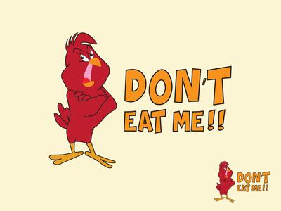 Cock logo Design