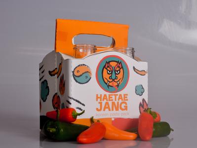 HAETAE JANG: korean paste