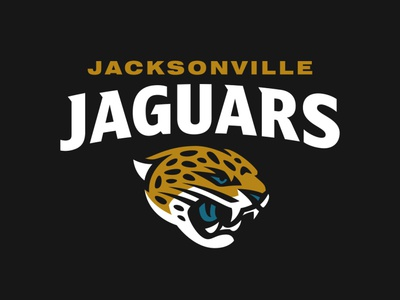 Jacksonville Jaguars jaguars jacksonville nfl football sports branding logo sports
