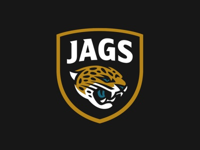 Jacksonville Jaguars jaguars jacksonville nfl branding sports branding logo sports