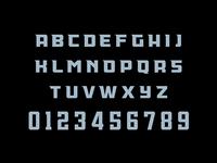 Washington Knights Typeface