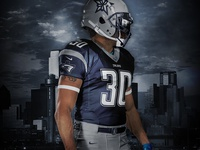 Dallas Talons Uniform