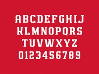 Rochester Pioneers Typeface