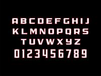 El Paso Deperados Typeface