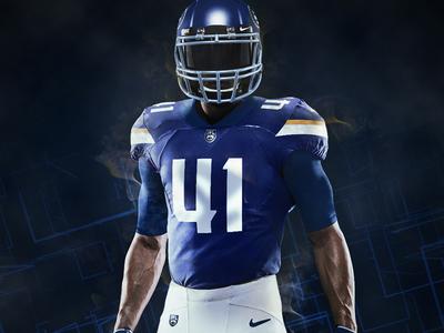 San Jose Outlaws Uniform