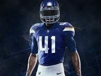 San Jose Outlaws Uniform