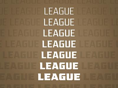 League Weight Variants