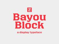 Bayou Block