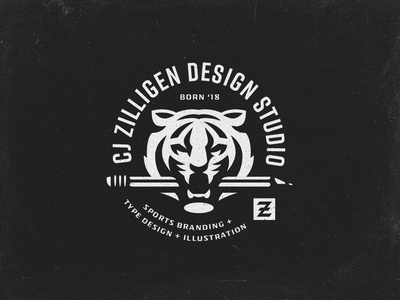 CZDS Tiger Badge