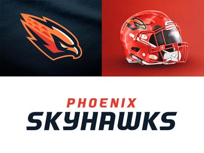 Phoenix Skyhawks on Behance