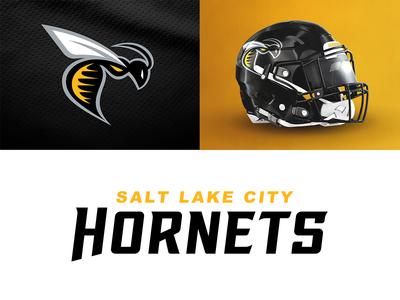 Salt Lake City Hornets on Behance