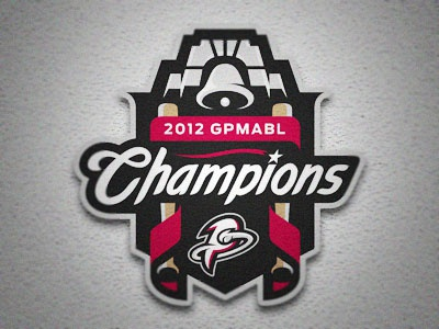 Champions baseball logo philadelphia comets champions