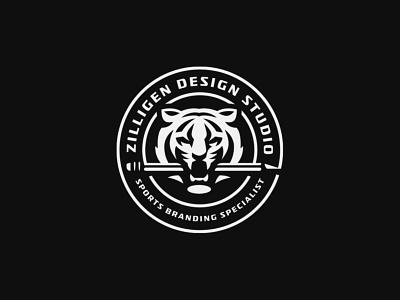 ZDS Mascot Roundel branding typography design sports branding logo sports