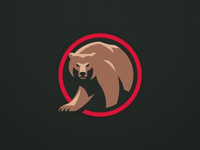 CaliforniaMADE california brownbear illustration design sports branding logo sports