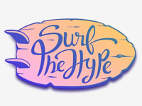 Surf The Hype Logo