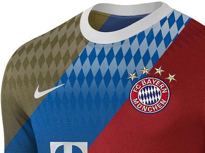 Drible Bayern bayern bayernmunich bayernmünchen football jersey football shirt soccer futebol