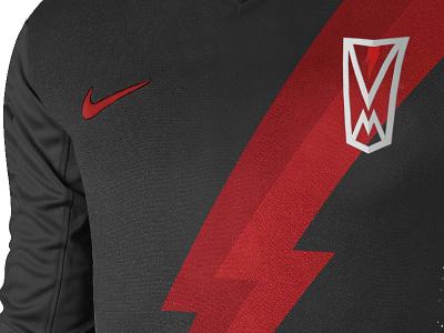 Rayo Vallecano Jersey goalkeeper 1 football futbol soccer nike kit jersey madrid rayo rayo vallecano