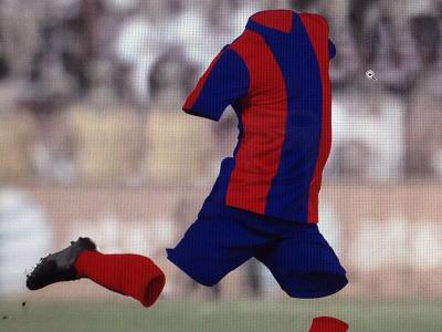 Blaugrana football futbol soccer indiegogo kit jersey daniel nyari nerea palacios supporters 20jerseys