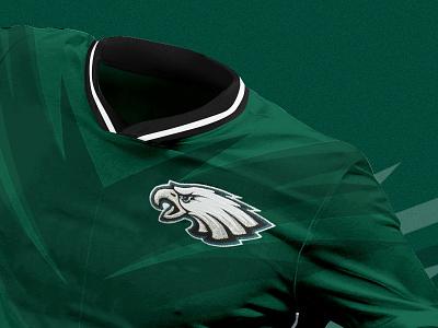 Philadelphia Eagles Match football futbol soccer indiegogo kit jersey nerea palacios supporters nfl