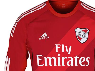River GK football futbol soccer kit jersey nerea palacios river plate