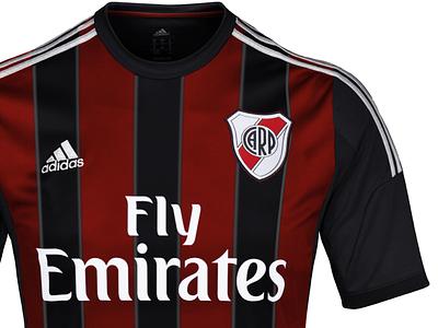 River 2 football futbol soccer kit jersey nerea palacios river plate
