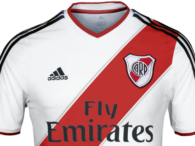 River 1 football futbol soccer kit jersey nerea palacios river plate