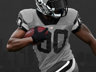 LA Raiders la raiders la raiders nfl football