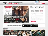ReebokONE Website