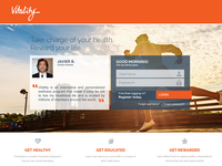 Vitality Responsive Website Design