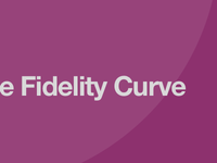 The Fidelity Curve