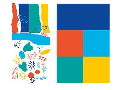 God Idea Podcast colour scheme web logo icon church design branding graphic design flat design typography illustration